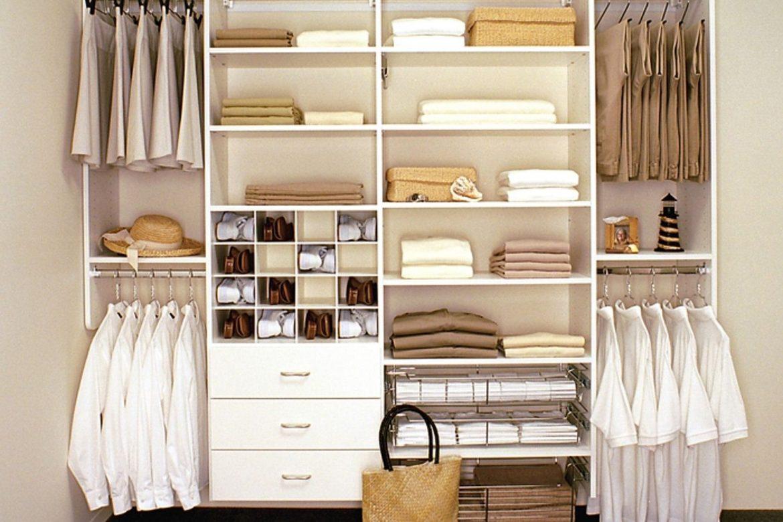 Como transformar seu closet em uma suíte