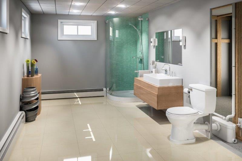É possível construir banheiro ou cozinha em locais com lençol freático alto?