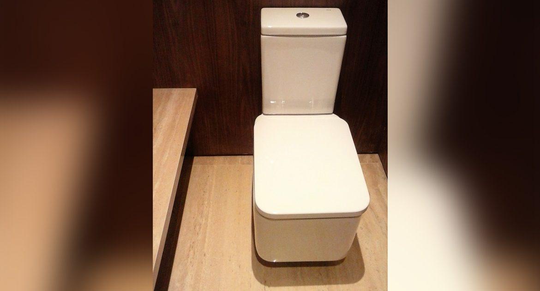Construa um banheiro para funcionários e clientes no seu novo negócio