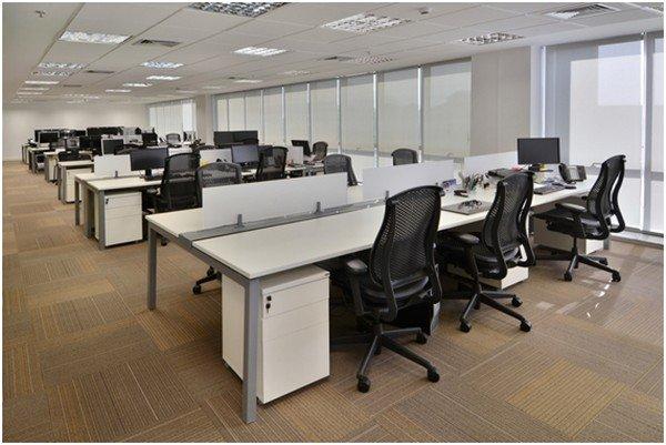 Como otimizar o espaço nos escritórios?