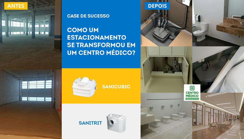 Sanitrit na Arquitetura Hospitalar