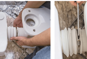 Passo a passo: instalação de triturador sanitário
