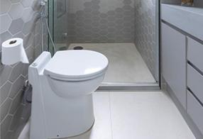 Instale um novo lavabo sem quebrar o chão