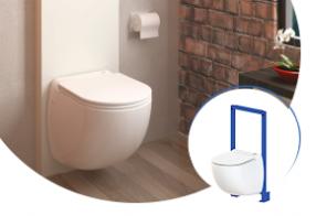 Conheça as vantagens de ter uma Bacia Suspensa em seu banheiro